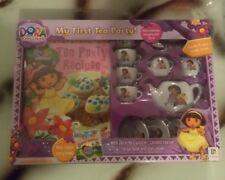 Dora the Explorer My First Tea Party Ceramic Tea Set