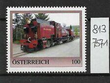 Österreich personalisierte Marke Eisenbahn Baumschulbahn Bad SCHINZNACH 8137571