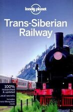 LONELY PLANET TRANS-SIBERIAN RAILWAY - RICHMOND, SIMON/ BLOOM, GREG/ DI DUCA, MA