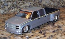 Harley-Davidson Chevy Crew-Cab Dually Diecast Pickup Brookfield Collectors Guild