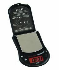 Jennings JSR100 100g X 0.01g digital de bolsillo escala usando tecnología weighmeter