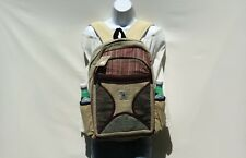 Hemp Backpack|Natural|THC Free| Eco Friendly|Free of Toxic Chemicals|ॐ