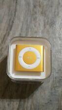 Apple iPod Shuffle 4th Gen Orange, 2GB, MC749J/A (Worldwide Shipping)