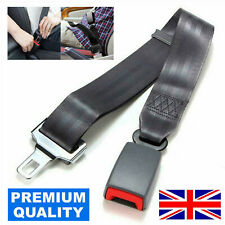 70CM UNIVERSAL SAFETY CAR SEAT BELT EXTENDER SUPPORT BUCKLE EXTENSION LOCK CLIP