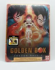 Dragon Ball Z - Golden Box - Steelbox Collector - BR [Blu-ray]