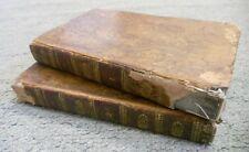 Delassemens [Delassement] de Mon Fils, Volumes I & II. by de Saintes, A. E.