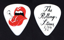 The Rolling Stones 50th Anniversary Promotional Guitar Pick #2 - 2012 Grrr!