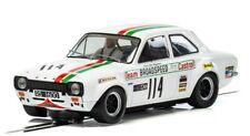 Scalextric Ford Escort MK1 Team Castrol Brands Hatch 1971 scale slot car C3924