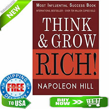 65Think and Grow Rich (Paperback) by Napoleon Hill Most Influencial Success Book