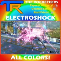 [PS4/PSN] Rocket League Every Electroshock BM Goal Explosion Grey Lime etc.