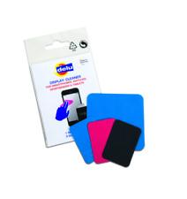 Delu Display Cleaner, 4 Stk. - für Smartphones, Uhren, Sportbänder & Tablets