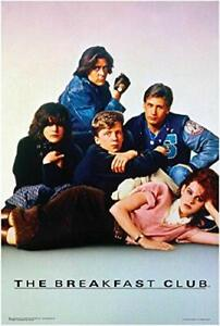 The Breakfast Club Movie Poster 24x36 inches