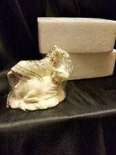 Lenox China Jewels Nativity Baby Goat figurines- New in Box