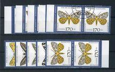 BUND Nr.1602-1606 4x komplett **/EST TIERE ME 48,-++ !!! (115120)