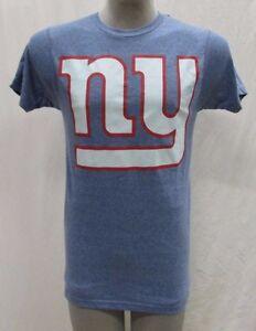New York Giants NFL G-III Men's Big Logo Style Graphic T-Shirt