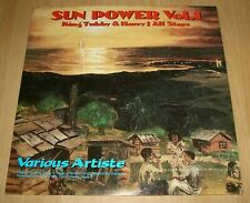 King Tubby & Harry J All Stars - Sun Power Vol.1 / LP / 1989 / UK / Reggae