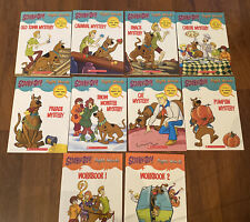 Scooby Doo! Sight Words Scholastic Book Sets Reading Vocabulary 10 Books