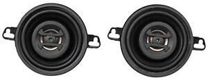 Pair Brand Hifonics ZS35CX 3.5 Inch 250 Watt Coaxial Car Speakers