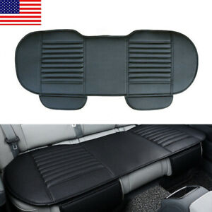 Black Titan Waterproof Car Front Seat Covers with Armrest Holes to fit Land Rover Discovery Sport 2015 Onwards