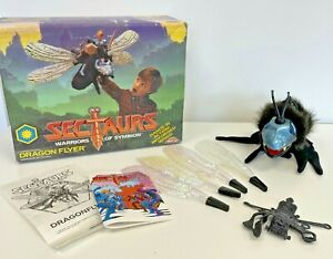 Sectaurs Dragon Flyer Vintage 1984 Collectible Action Figure Boxed