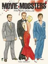 NEW Movie Mobsters Paper Dolls (Dover Celebrity Paper Dolls) by Tom Tierney