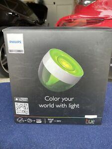 Philips Friends of Hue Iris Table Lamp, White 71999/60/48 - NEW