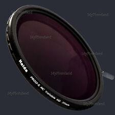 Haida ND-vario Pro II MC filtro nd12-nd1000 filtro gris Fader 77mm m77 hd2140