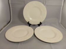 "Set of 3 Wedgwood Patrician 8 3/8"" Salad Plates"