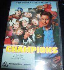 Champions (The Mighty Ducks 2) (Emilio Estevez) Disney (Aust Reg 4) DVD - NEW