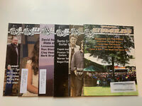 Bluegrass Unlimited Magazine January - June 2016 Magazine Lot Of 6