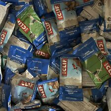 135 CLIF Bar Assorted Energy Protein Bars Chocolate Chip Organic