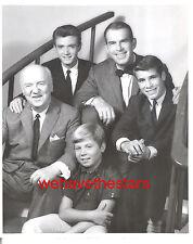 Vintage Don Grady Tim Considine Stanley Livingston '62 MY THREE SONS TV Portrait