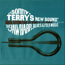 Sonny Terry - Sonny Terry's New Sound: Jawharp in Blues & Folk [New CD]