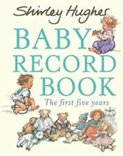 NEW Shirley Barber's BABY RECORD BOOK the FIRST FIVE YEARS A4 HARDBACK