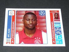 464 DENSWIL AJAX AMSTERDAM PANINI FOOTBALL UEFA CHAMPIONS LEAGUE 2014-2015
