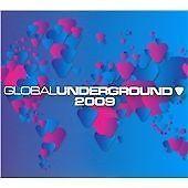 Global Underground 2009 (3 X CD ' Various Artists)