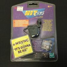 2002#HIT CLIPS  MICRO MUSIC CLIPPABLE COLLECTABLE MUSIC NYNSC  It's Gonna Be Me#