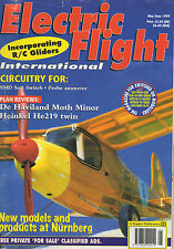 ELECTRIC FLIGHT MAGAZINE MAY/JUNE 1995 -
