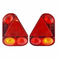 Trailer Lights Radex Right & Left for Ifor Williams, Indespension Lamp TR221_2