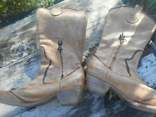 RARES BOTTES MOSQUITOS COUNTRY WESTERN T 40 CAMEL 31€ ACH IMM LIRE ANNONCE TOP