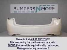 OEM 2009-2014 Acura TSX Base/V6 Rear Bumper Cover