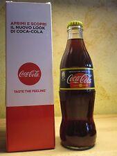 #Coke #Rare #Coca Cola Bottle #Zero #Coca-Cola Zero Launch #Glass #full #lemon