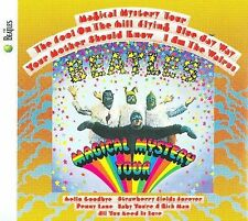 Magical Mystery Tour [Digipak] by The Beatles (CD, Sep-2009, Apple Records)