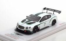 1:43 True Scale Bentley Continental GT3 #7, Goodwood Festival of Speed