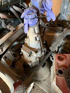 1985 Mazda RX7 5 speed manual transmission