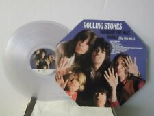 """Rolling Stones,Abkco,""""Through The Past,Darkly"""",US,LP,st.CLEAR VINYL,six sided,M"""