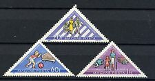Hungary 1964 SG#2021-3 Road Safety MH Set #A53287