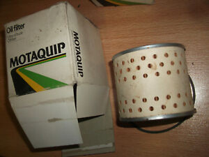 AUSTIN MORRIS 1100 1300 AUTOMATIC NEW OIL FILTER