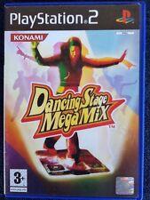 Dancing Stage Mega Mix - PlayStation 2 (PS2) - Game