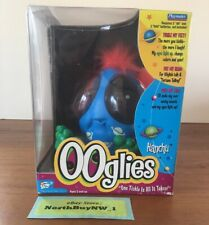 *RARE* VINTAGE 1999  OOGLIES HANCHU Playmates ANIMATED Interactive HTF NEW NOS